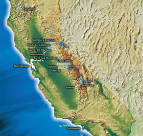 10 California Rivers
