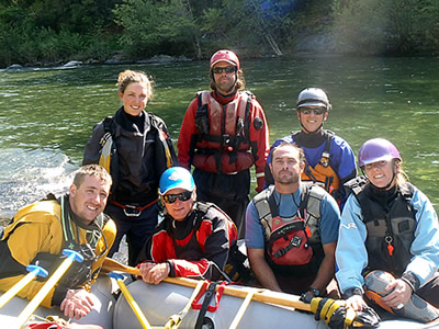 Professional Enthusiastic River Guides