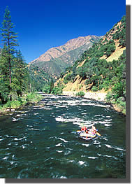 Merced River Rafting