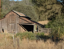 Historic Walker Barn in El Dorado Wine Country