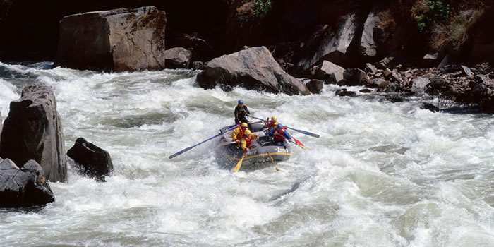 Trip Details for Merced River Rafting Trips