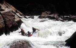 Cherry Creek River Rafting