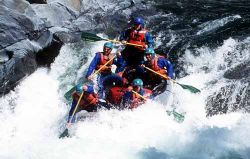 North Fork American River Rafting