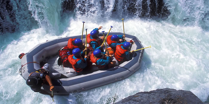 One Day Rafting Trips on the Middle Fork American