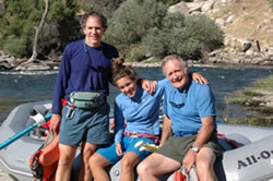 Family Rafting Trips in California