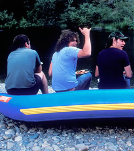 Bachelor Party Rafting Trips